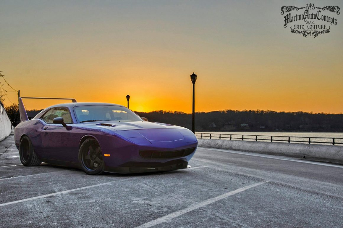 dodge challenger purple haze martino auto concepts spittin. Cars Review. Best American Auto & Cars Review