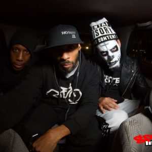 c.truth, crazy al cayne, grizzy hendrix