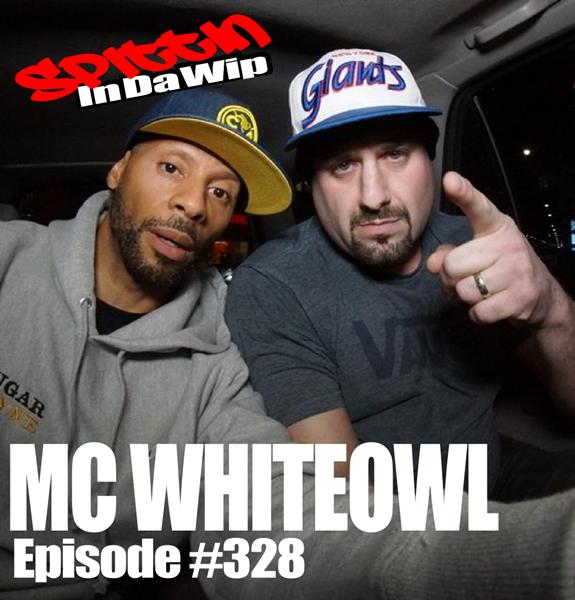MC White Owl Spittin In Da WIp